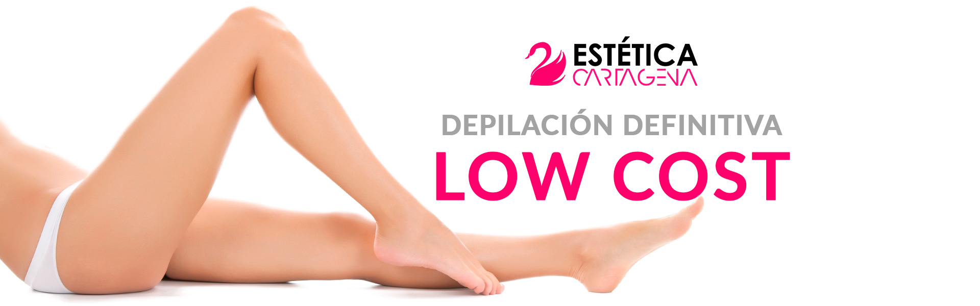 Depilación definitiva low cost